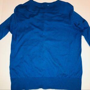 J. Crew Sweaters - J. Crew Clare Cardigan - Blue